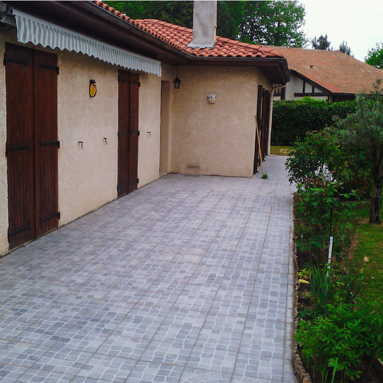 aménagements extérieurs